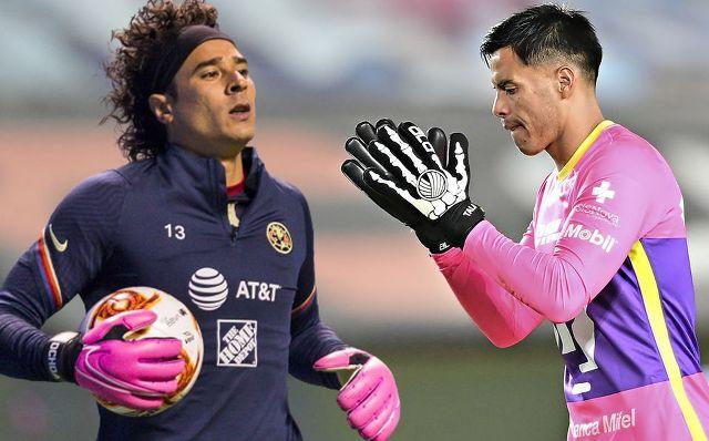 Talavera no ve a Memo Ochoa como competencia