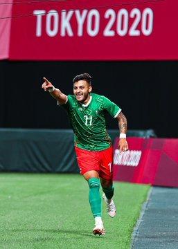 FIFA destaca actuación de Alexis Vega en los Juegos Olímpicos