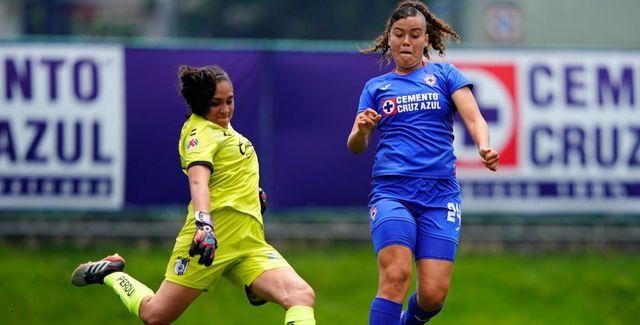 Resultado Cruz Azul vs Querétaro  – Jornada 17- Guardianes 2021-  Liga MX Femenil