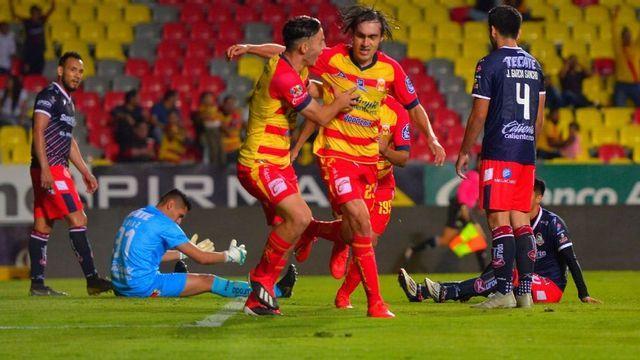 Resultado Monarcas Morelia vs Cimarrones de Sonora – J4 – Copa MX – Apertura 2019