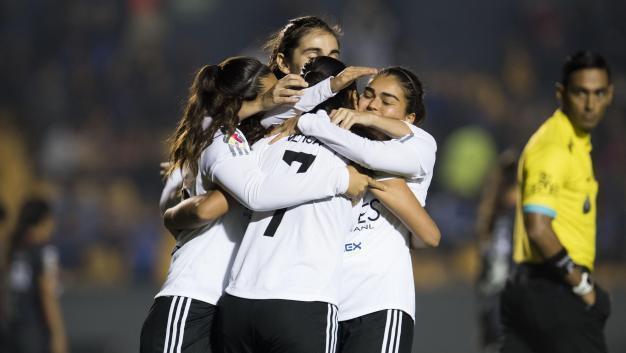 Resultado Tigres vs Necaxa en J8 – Futbol Femenil