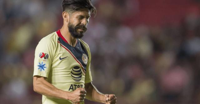 Oribe Peralta se recupera y esta listo para enfrentar a Xolos