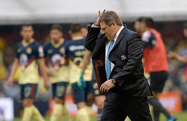 Herrera reafirmó que no ganar el campeonato es un Fracaso
