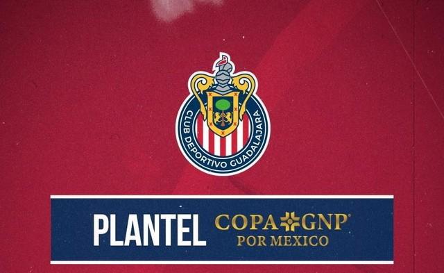 Jugadores convocados de Chivas para Copa por México GNP