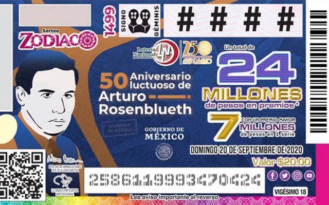 Loteria Nacional Sorteo Zodiaco No. 1499 en Vivo – Domingo 20 de Septiembre del 2020