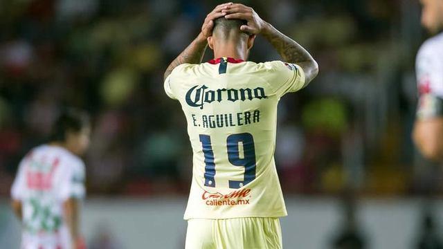 No vale el doblete a Aguilera ante Veracruz