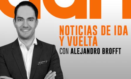 Es Noticia con Alejandro Brofft en Vivo – Domingo 22 de Noviembre del 2020