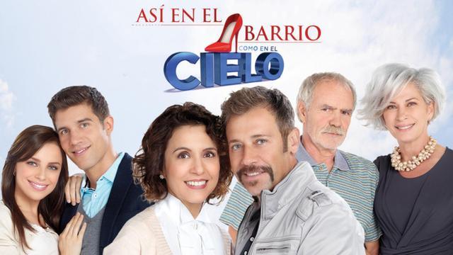 Así en el Barrio como en el cielo en Vivo – Miércoles 23 de Septiembre del 2020