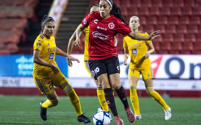 Resultado Xolos Tijuana vs Tigres- Cuartos de Final – Apertura 2019 – Liga MX Femenil