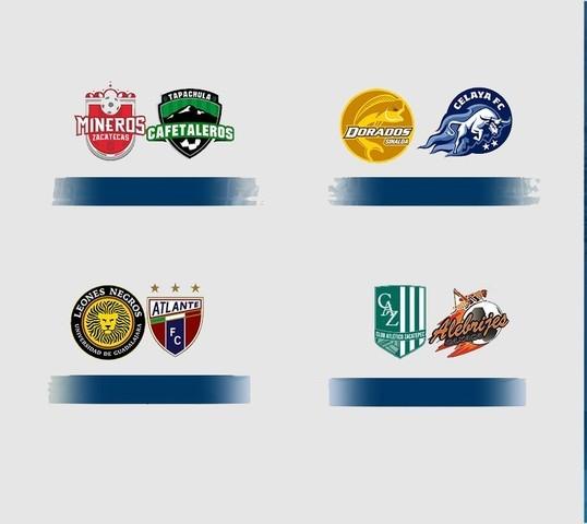 Lista la liguilla de Ascenso MX del Clausura 2018