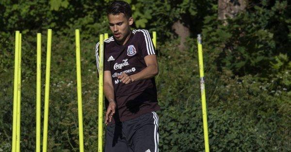 Diego Reyes será sometido a estudios y definir su presencia en el mundial