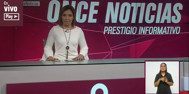 Noticiero Nocturno Canal Once en Vivo – Viernes 19 de Julio del 2019