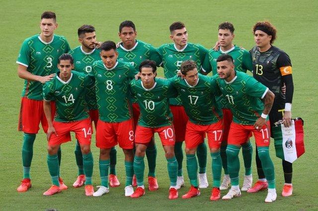 Resultado México vs Francia – Fase de  Grupos – Juegos Olímpicos Tokio 2020