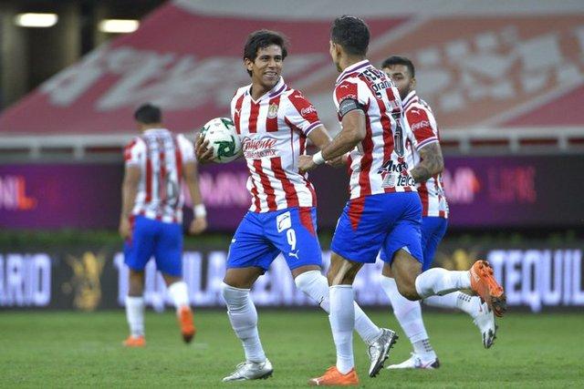 Resultado Chivas vs León -Semifinal (IDA)- Guardianes 2020