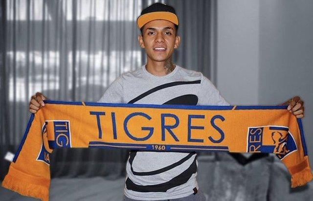 Ulises Cardona es nuevo jugador de Tigres