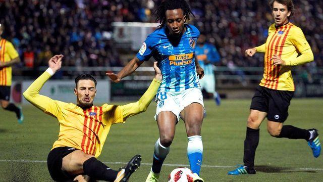 Resultado Sant Andreu vs Atletico de Madrid – Copa del Rey