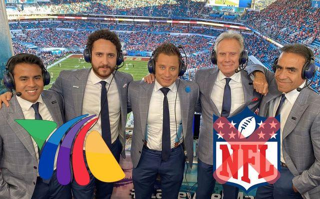 TV Azteca no transmitirá nada de la NFL