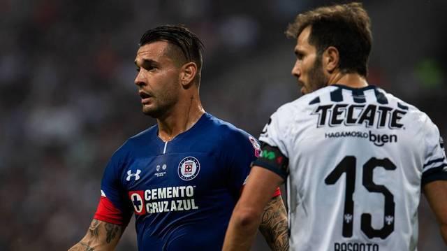 Resultado Monterrey vs Cruz Azul en Semifinal (Ida) de Apertura 2018