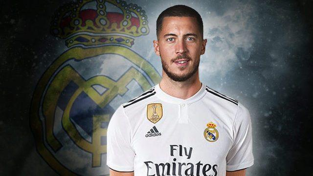 Oficial Eden Hazard nuevo jugador del Real Madrid