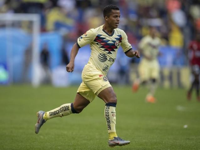 Giovani dos Santos avanza en su recuperación