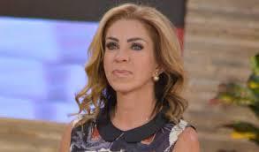 La entrevista que pudo provocar el despido de Rocio Sanchez Azuara de Televisa
