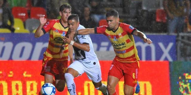 Resultado Monarcas Morelia vs Pumas -Jornada 6- Apertura  2019
