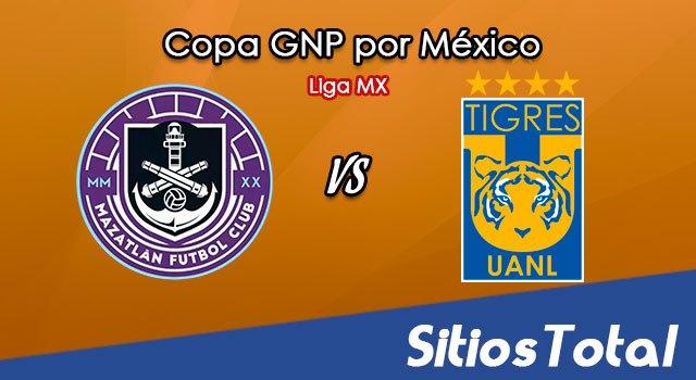Mazatlán FC vs Tigres en Vivo – Copa GNP por México – Liga MX – Viernes 3 de Julio del 2020