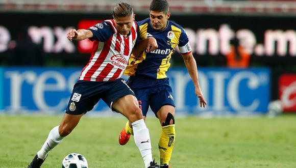 Resultado Chivas vs Atlético San Luis – Jornada 1 – Apertura 2021-  Liga MX