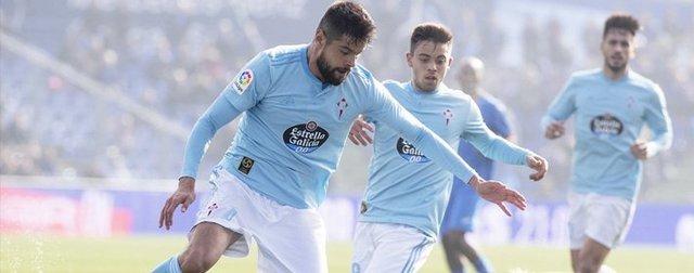 Néstor Araujo marca, pero Celta pierde ante Getafe