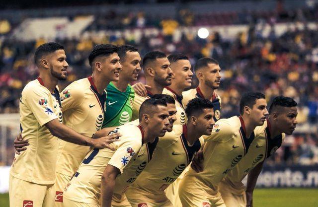 Alineación probable de América vs Pumas