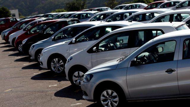 Los 10 autos que se devalúan mas en México