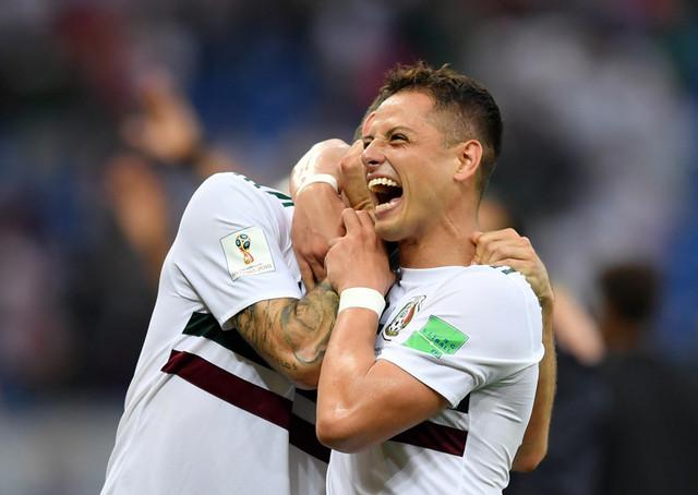 Momentos que nos dejo el Tri en el Mundial de Rusia 2018