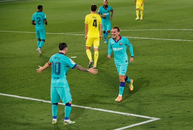 Resultado Villarreal vs FC Barcelona – J34 – La Liga