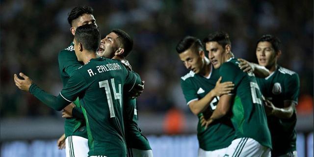 Resultado México vs Costa Rica – Partido Amistoso