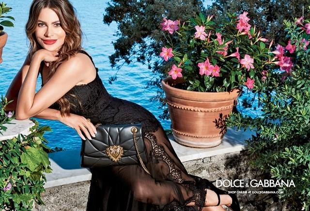 Sofia Vergara y su campaña sofisticada de  Dolce & Gabbana