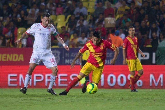 Resultado  Monarcas Morelia vs Toluca en Cuartos de Final (Ida) del Clausura 2018
