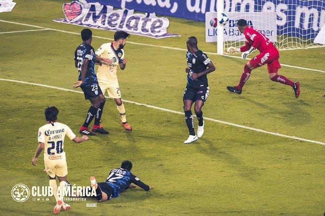 Resultado Pachuca vs America en J3 de Apertura 2018