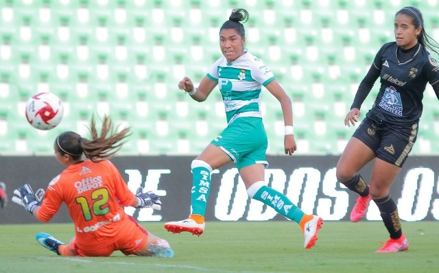 Resultado Santos vs Leon – J7- Guardianes 2020-  Liga MX Femenil