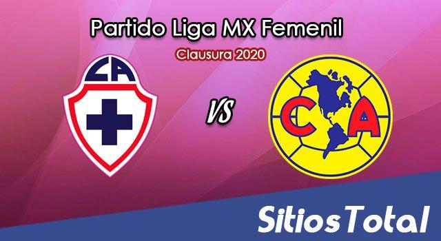 Ver Cruz Azul vs América en Vivo – Liga MX Femenil – Clausura 2020 – Viernes 10 de Enero del 2020