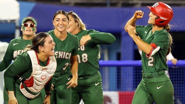 México gana a Italia en Softbol femenil – Juegos Olímpicos Tokio 2020