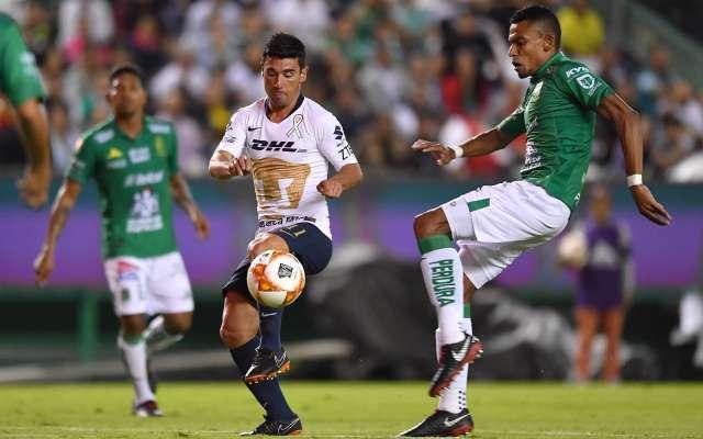 Resultado Leon vs Pumas en Cuartos de Final de Copa MX – Apertura 2018
