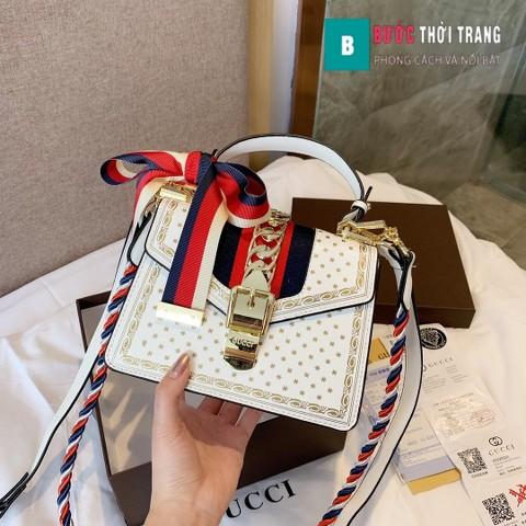 Túi xách Gucci Sylive size 20cm