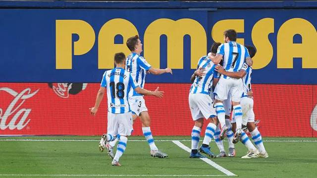 Resultado Villarreal vs R. Sociedad – J36 – La Liga