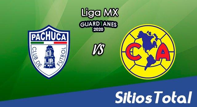 Pachuca vs América en Vivo – Liga MX – Guardianes 2020 – Lunes 27 de Julio del 2020