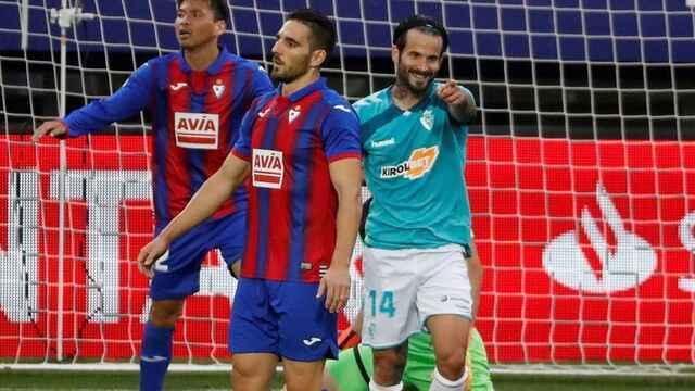 Resultado Eibar vs Osasuna – J33 – La Liga