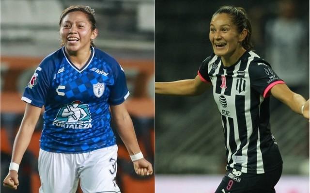 Goleadoras de la Liga MX Femenil en el Apertura 2019