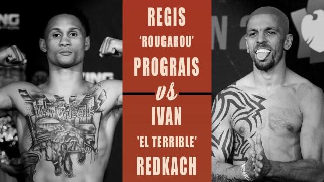 Regis 'Rougarou' Prograis vs Ivan 'El Terrible' Redkach en Vivo – Box – Sábado 17 de Abril del 2021