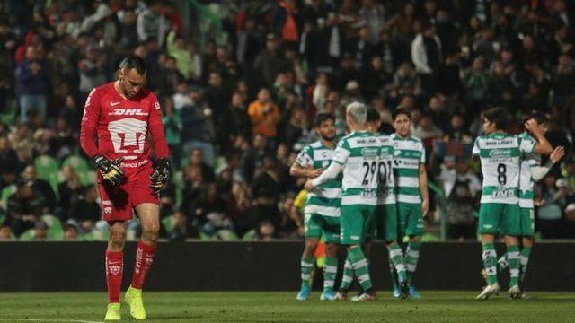 Resultado Santos vs Pumas – Octavos de Final(Ida) – Copa MX – 2019-2020