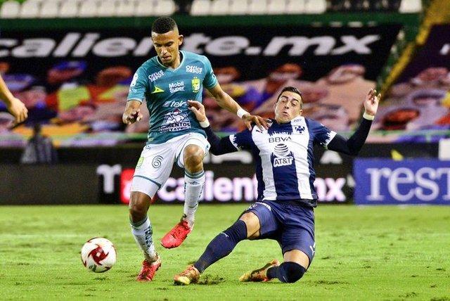 Resultado León vs Monterrey – J2- Guard1anes 2020