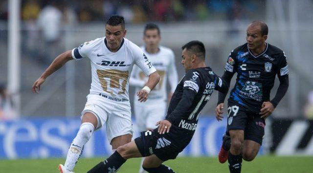 Resultado Pumas vs Pachuca en J4 de Apertura 2018